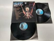 Various Heavy Metal - Music From The Motion Picture 2LP HOLLAND 1981
