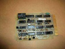 Unico Control Board 100-651
