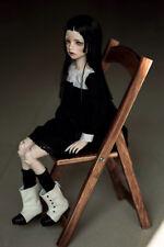 BJD Wood Folding Chair Furniture For 1/3 70cm SD17 BJD AOD AS SD DD Dollfie G&D