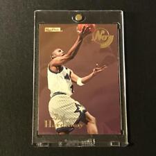 ANFERNEE HARDAWAY PENNY 1995 SKYBOX E-XL #7 NO BOUNDARIES FOIL INSERT CARD NBA