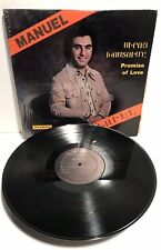 Manuel Manankichian Promise Of Love 1002 Record World Music Armenian 1976 Persia