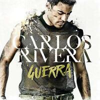 NEW - Carlos Rivera CD / DVD Guerra 190758653129 SHIPPING NOW!