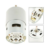 795 12V 16000RPM High Speed Double Ball Bearing Mini Electric DC Brushless Motor