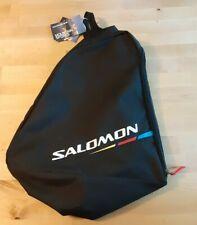 Salomon Equips Snow Ski Snowboarding Boot Carrying Bag Black New