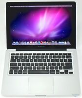 "Apple 2010 MacBook Pro 13"" 2.4GHz Intel C2D 250GB HD 4GB RAM MC374LL/A +Warranty"