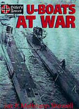 U-BOATS AT WAR: LANDINGS ON HOSTILE SHORES., Showell, Jak P. Mallmann., Used; Ve