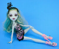 Monster High Lagoona Blue Frights Camera Action Doll - please read notes