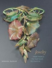 JEWELRY - NEWARK MUSEUM (COR) - NEW PAPERBACK BOOK