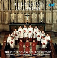 The Choir of New College Oxford - A Ceremony of Carols [CD]