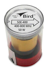Bird 43 Wattmeter Element 50E-400  400-800 MHz 50 Watts (New)