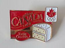 VintageOlympic  Betty Crocker Cake - Canada Pin