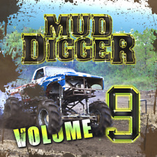 Mud Digger 9 CD NEW LACS Moonshine Bandits Colt Ford Lenny Cooper Free Shipping!
