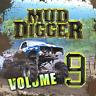 Mud Digger 9 CD NEW LACS Moonshine Bandits Colt Ford Lenny Cooper Free Shipping!