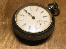 Jewels Nickel-Silver Parts Repairs Antique Waltham Pocket Watch 15