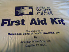 Mercedes Benz First Aid Kit White Cross P/N Q4860024 MEDICAL SUPPLIES OEM