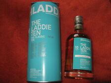 BRUICHLADDICH The Laddie Ten, 10 jears, First Edition, 46 % *NEÜ*