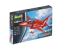 Revell - BAe HAWK T.1 ROSSO FRECCE 1:72 Kit Modello - 04921