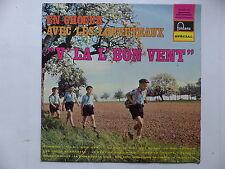 en choeur avec les Louveteaux V'la l'bon vent 826572 QY CHORALE ENFANTS