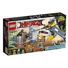 LEGO® Ninjago: Manta Ray Bomber Building Play Set 70609 NEW NIB