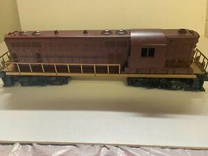 Lionel 2028 Pennsylvania GP7