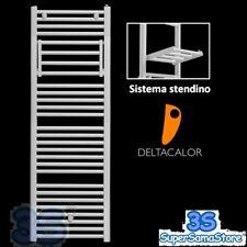 3S SCALDASALVIETTE ECO STYLO DELTACALOR 160x50 cm TERMOARREDO BAGNO STENDINO New