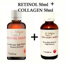 RETINOL & COLLAGEN ANTI AGEING LIFTING SERUM FIRMING METRIXYL HYDRA SKIN RESCUE