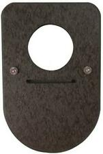 Jcs Wildlife Exclusive Recycled Poly Lumber Brown Birdhouse Predator Guard, New