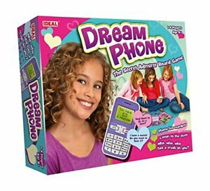 Dream Phone The Secret Admirer Board Game