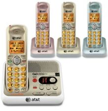 At&T El52410 4 Handset Answering System with Caller Id/Call Waiting
