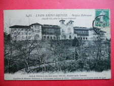LYON-SAINT-IRÉNÉE  :  L'Hospice Debrousse.......VO.1909.