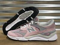 New Balance X-90 X90 Running Shoes Pink Silver White SZ ( MSX90RMN )