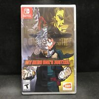 My Hero One's Justice (Nintendo Switch, 2018) BRAND NEW / Region Free