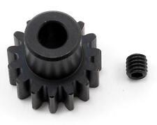 Pignone Acciaio 15 denti Mod. 1 Foro 5 per Mugen MBX6 MBX7 ECO - E0714