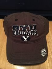 Blue BYU Cougars Hat By The Game.. New With Tags