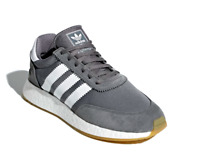 ADIDAS D97345 I-5923 Mn´s (M) Grey/White/Gum Suede/Textile Athletic Shoes