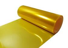 Projecteurs film coloré 50 cm x 30 Brouillard JAUNE Protection USB Devant