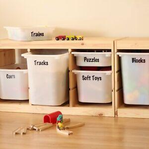 Playroom / Toy Storage Label Pack