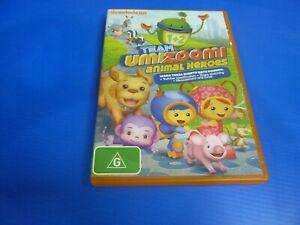 Team Umizoomi Animal Heroes DVD R4