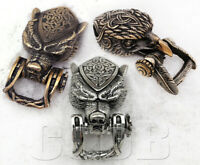 Paracord Buckle Shacke Survival Buckles Bracelet Bead Beads SKULL PREDATOR EAGLE