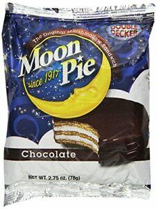 Moon Pie The Original Marshmallow Sandwich Chocolate, 2.75 Ounce (9-Count)