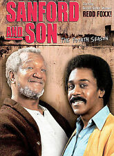Sanford and Son The Fourth Season DVD, 2004, 3-Disc Set REDD FOXX FREE SHIPPING