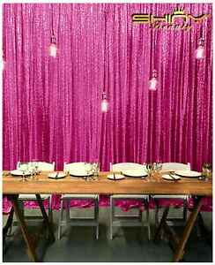 Sequin Backdrop 2FTx8FT Sequin Curtain Sequin Photography Backdrop for Christmas