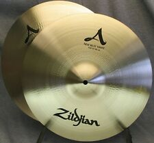 "ZILDJIAN 15"" A NEW BEAT HI HATS"