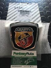 Abarth Fregio Portellone Cofano Posteriore Stemma Logo Fiat 500 ABARTH