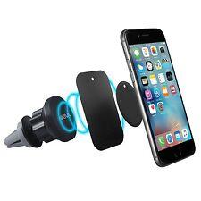 iPhone Holder, Skiva Magnetic Car Mount Air Vent Portable Cradle Holder (AH115)