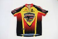 Tomac MTB cycling Jersey Race Face Johnny T Hayes SRAM yellow large