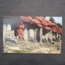 "2 Bit Postcards-E154 ""Cliff Dwellings"" Manitou, Colorado E.C. Kropp Card"