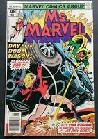Ms. Marvel #5, FN/VF 7.0, Vision