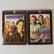 Everwood: The Complete Third & Forth Seasons DVD Set ~READ SCORED UPC