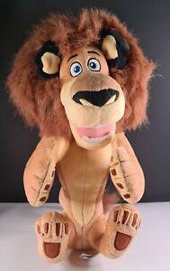 Alex the Lion from Madagascar - Plush Stuffed Animal Toy 2011 Universal Studios